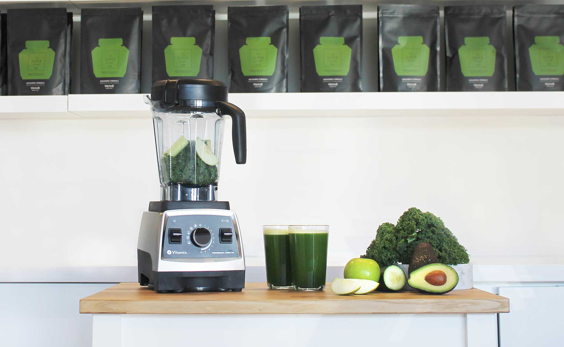 WelleCo x Vitamix Competition - Mobile