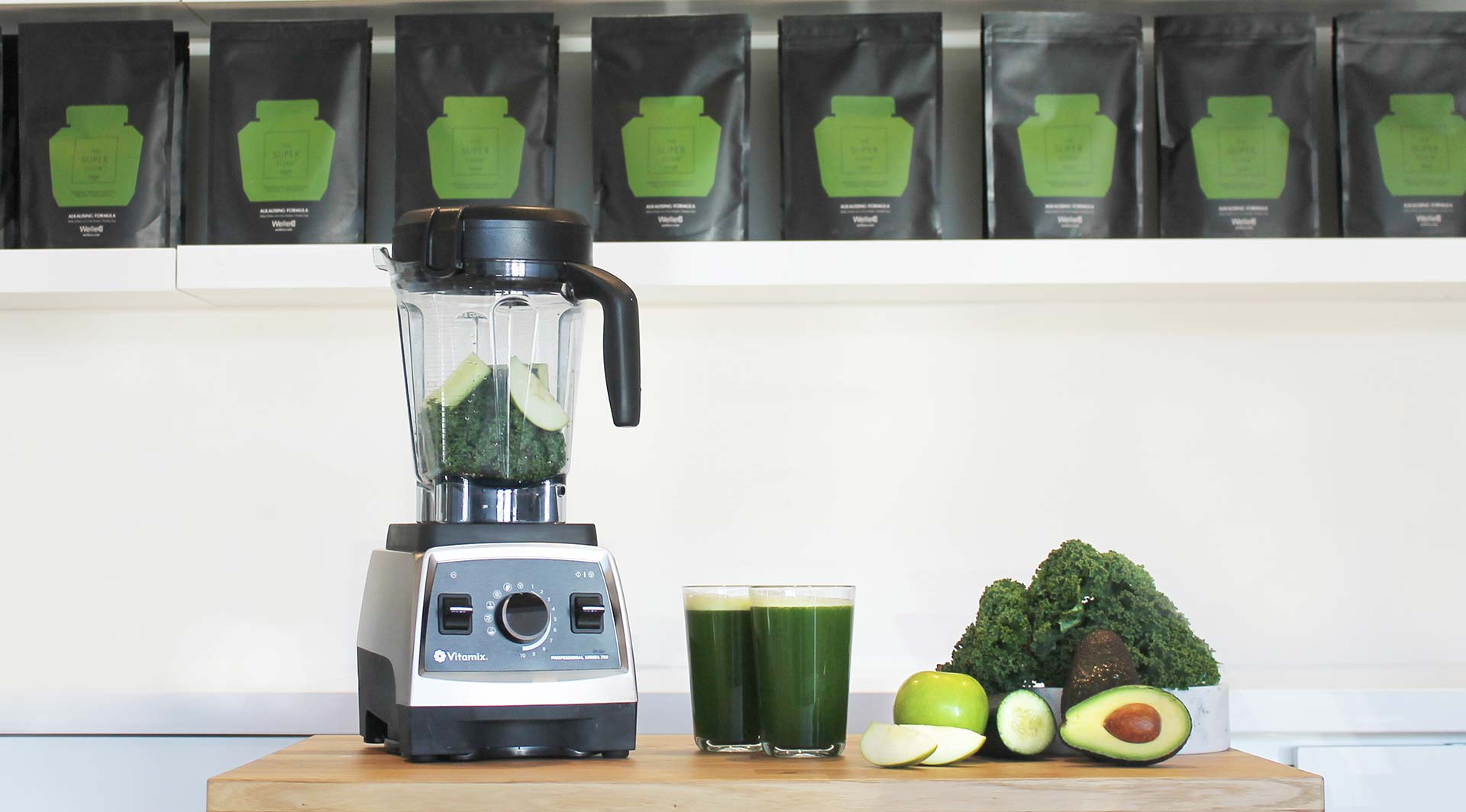 WelleCo x Vitamix Competition - Desktop