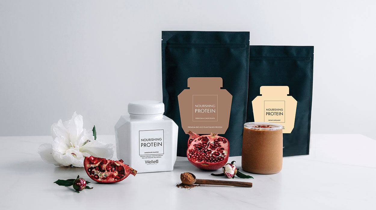 WelleCo Nourishing Protein Collection