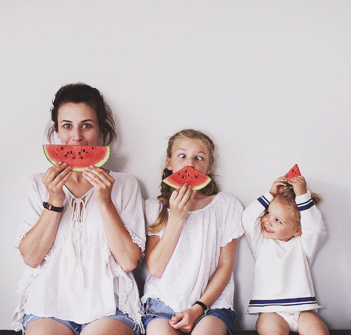 Dr Laubscher's Top tips to get your kids to eat well