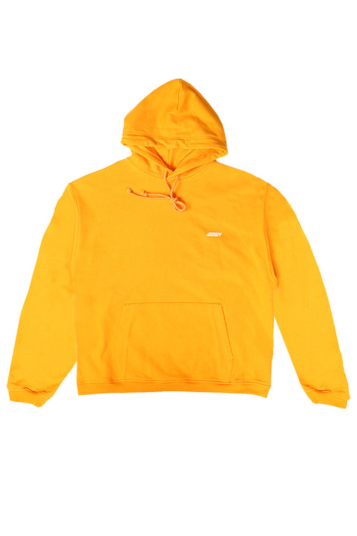 New Logo Hoodie - Orange