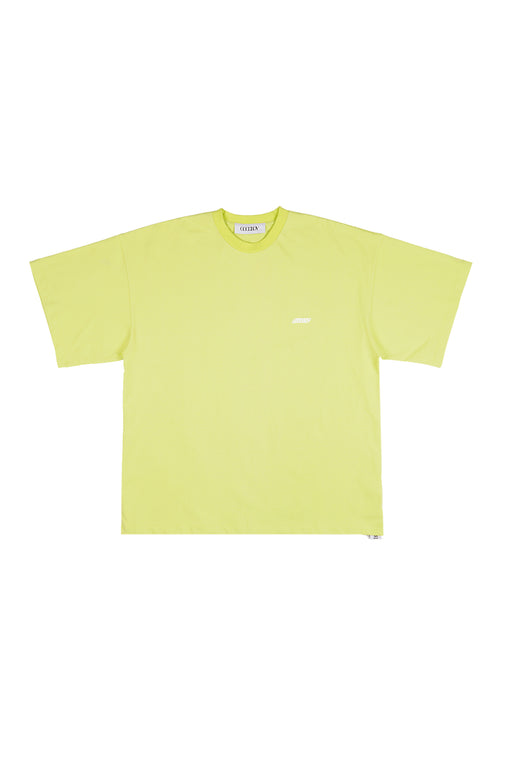 Oversized New Logo Tee - Neon Yellow
