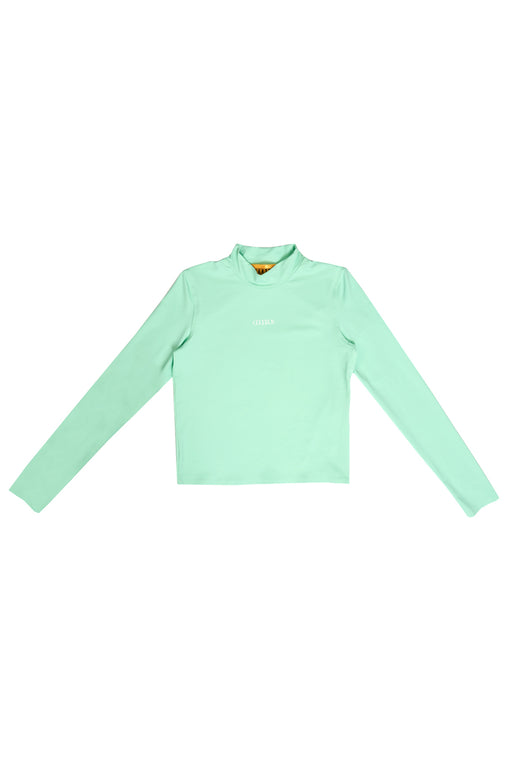 LS Leggings Top - Mint