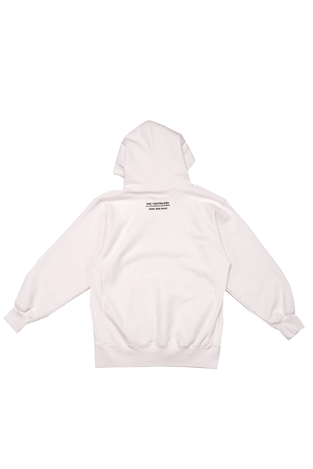 Adults Only Sweatshirt - White