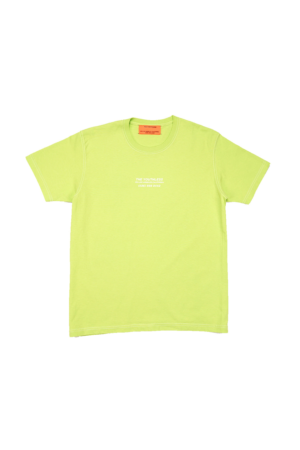 Classic Back S/S Tee - Green