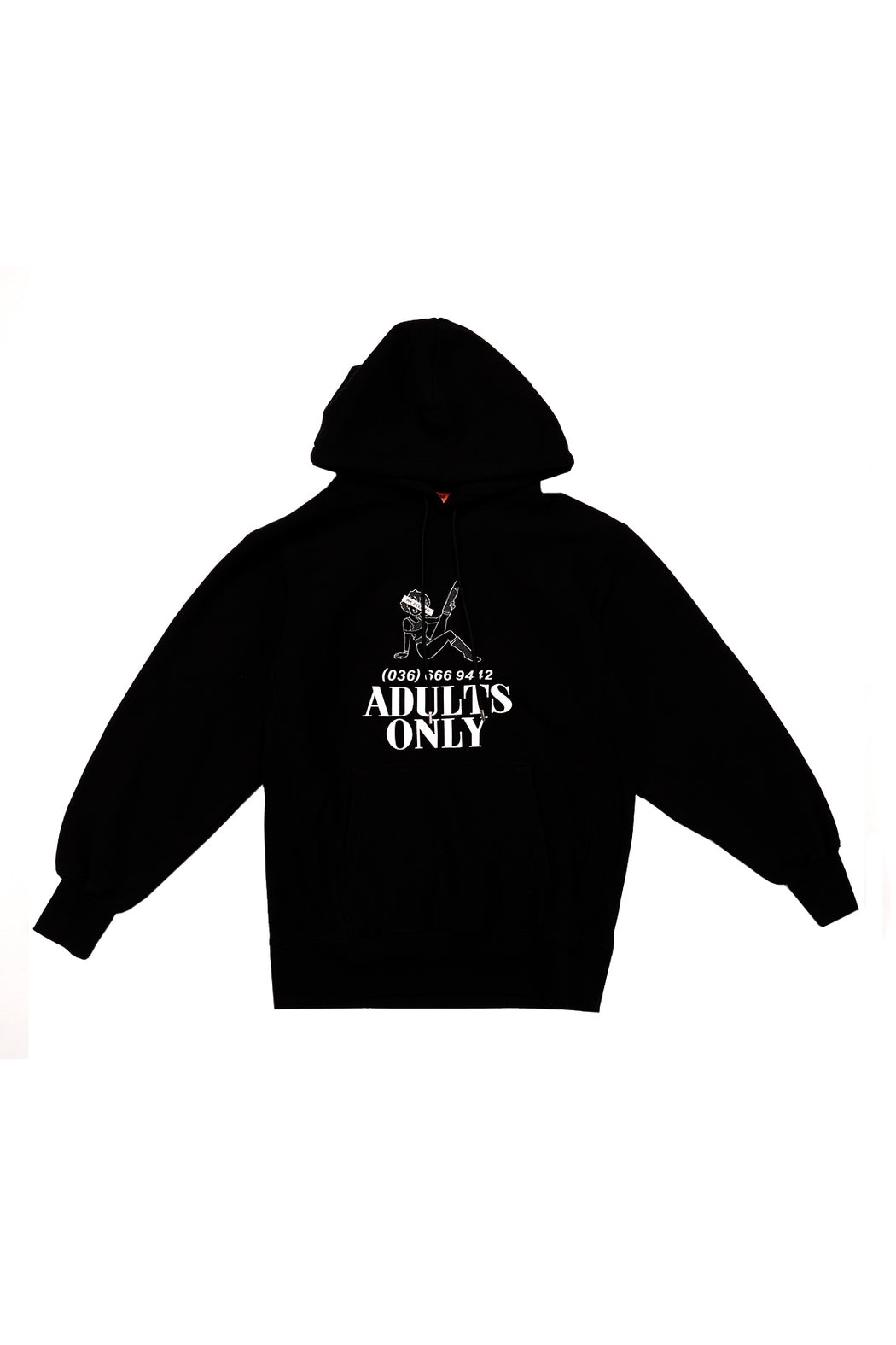 Adults Only Sweatshirt - Black