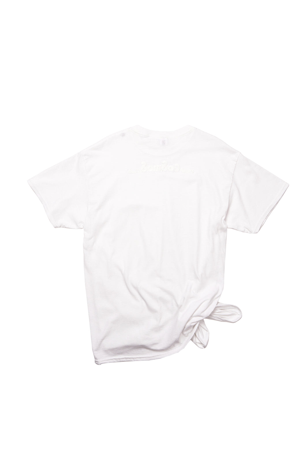Melted Together Shirts - White