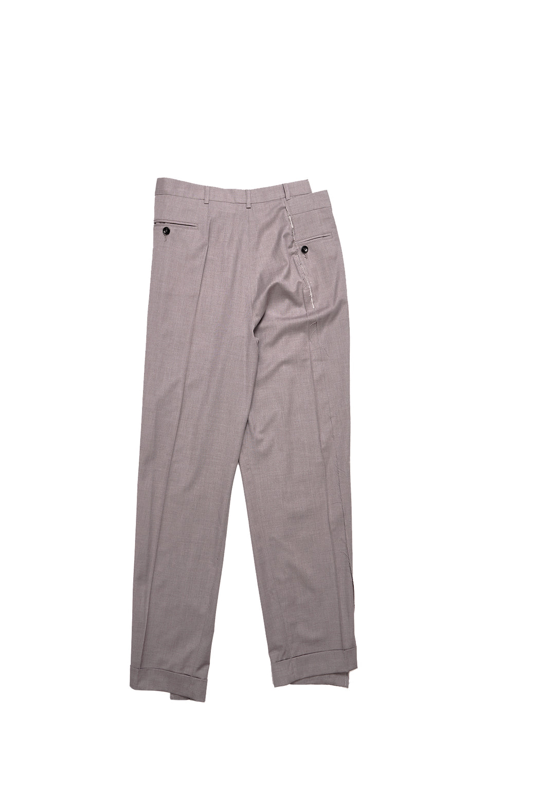 Torn Apart Trousers - Grey