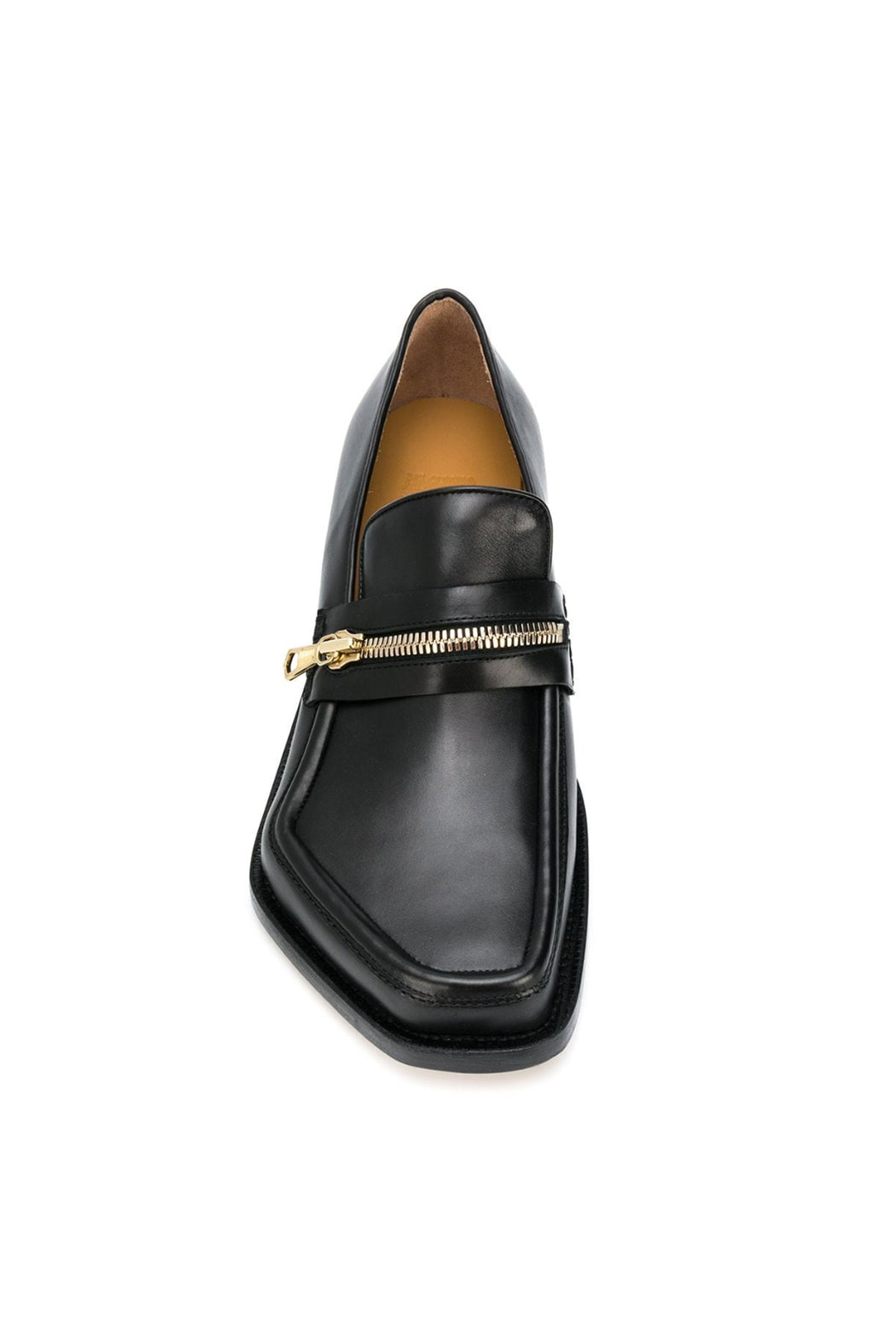 Monster Loafer Zipped - Black