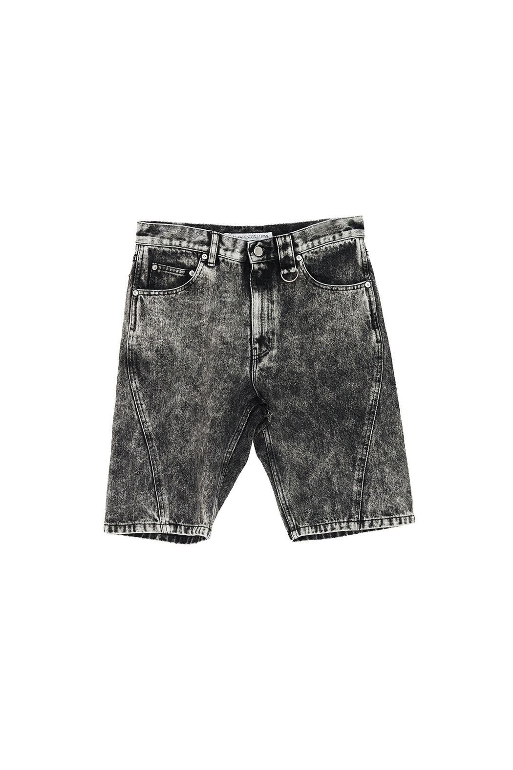 Twisted Shorts - Black