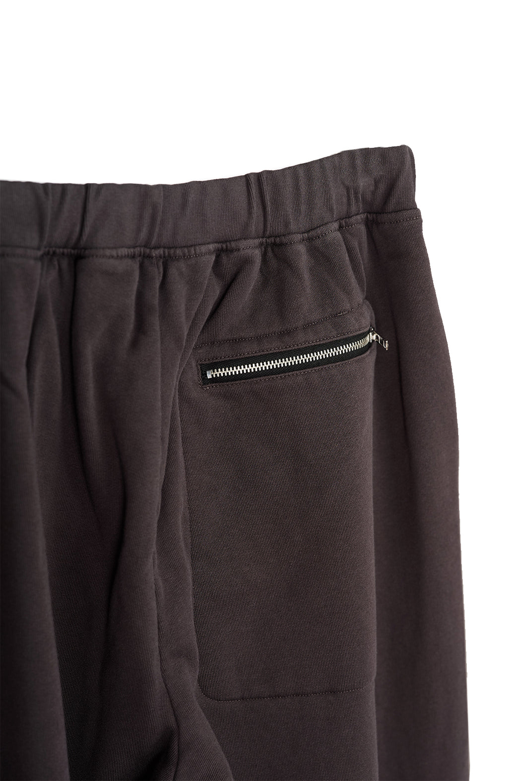 Column Sweatpants - Black/Green