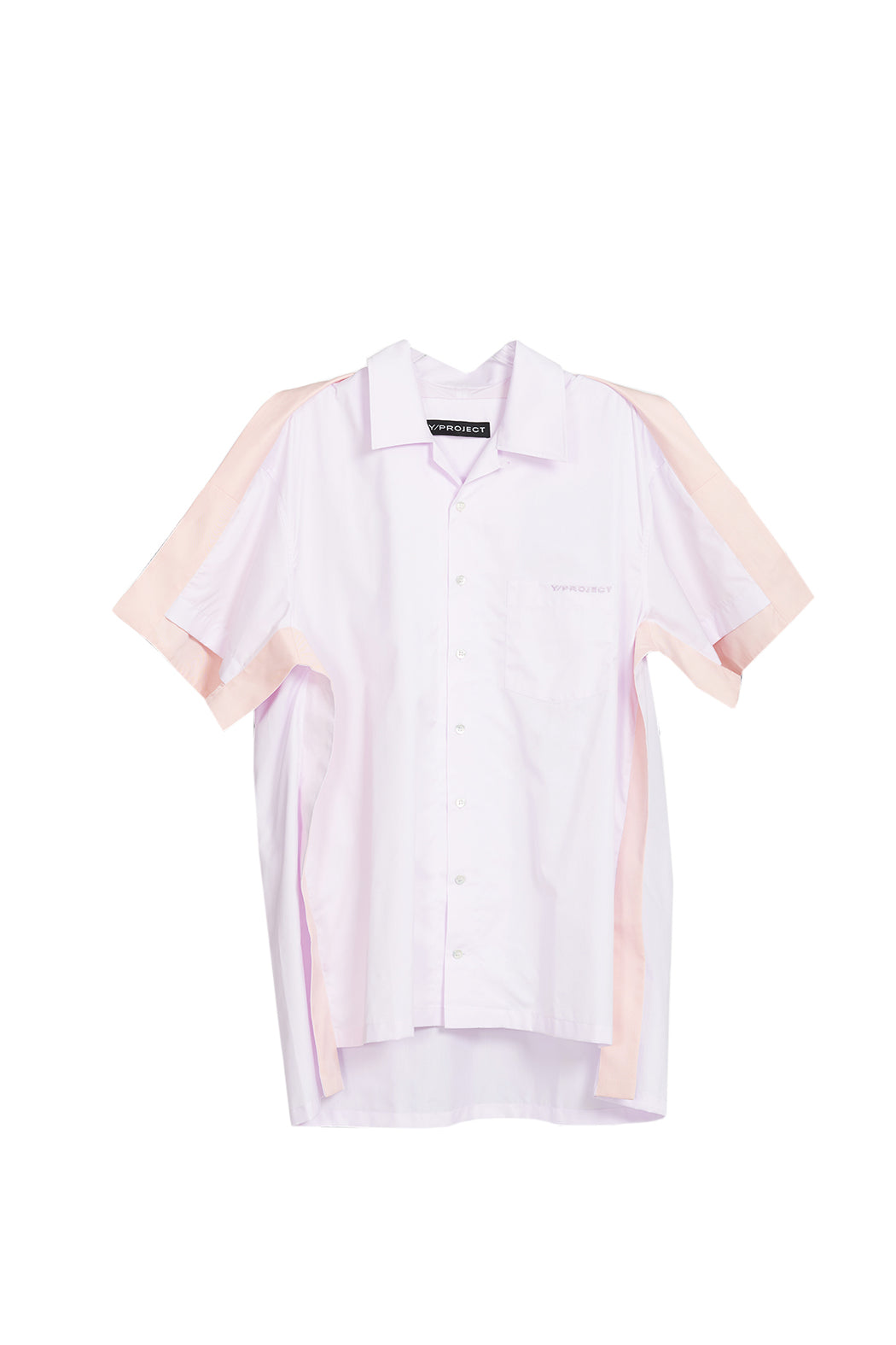 Bowling Shirt - Light Pink