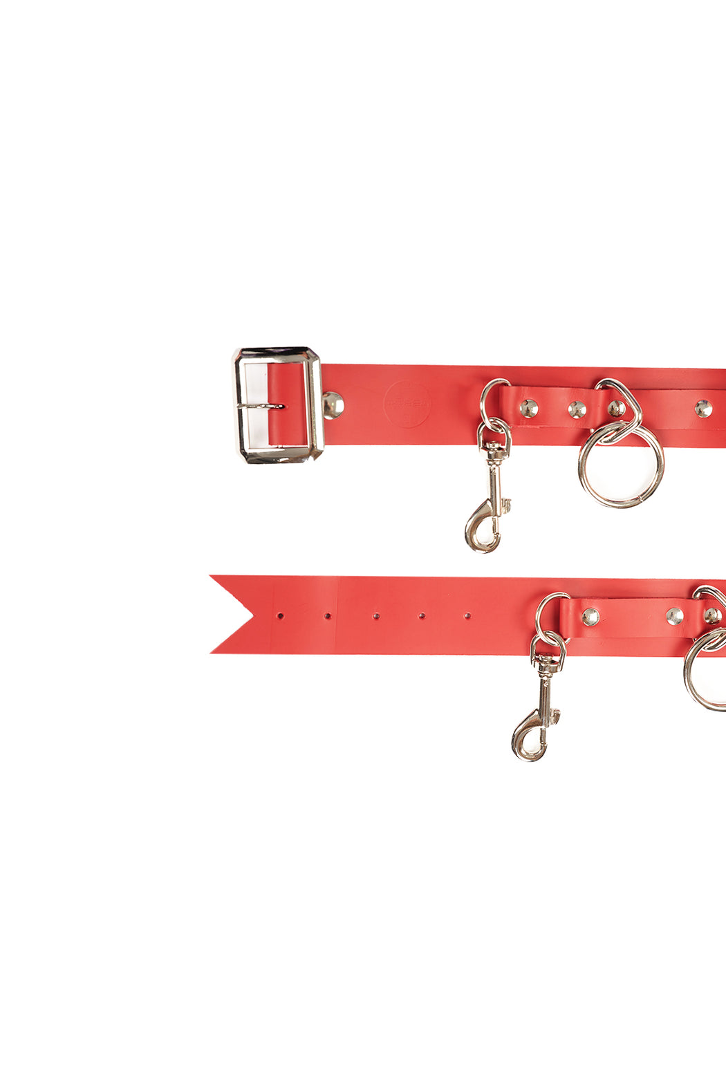 Bondage Belt - Red