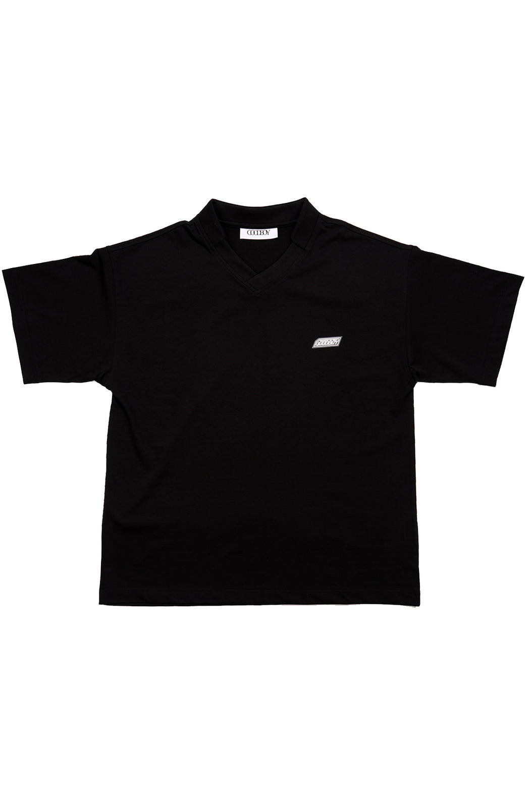 Oversized BB Tee - Black
