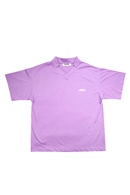 Oversized BB Tee - Purple
