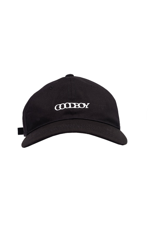 GOODBOY Logo Cap - Black
