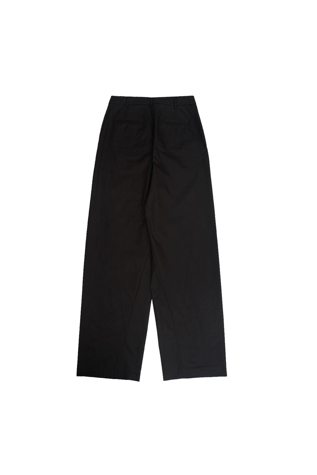 Twisted Pants - Black