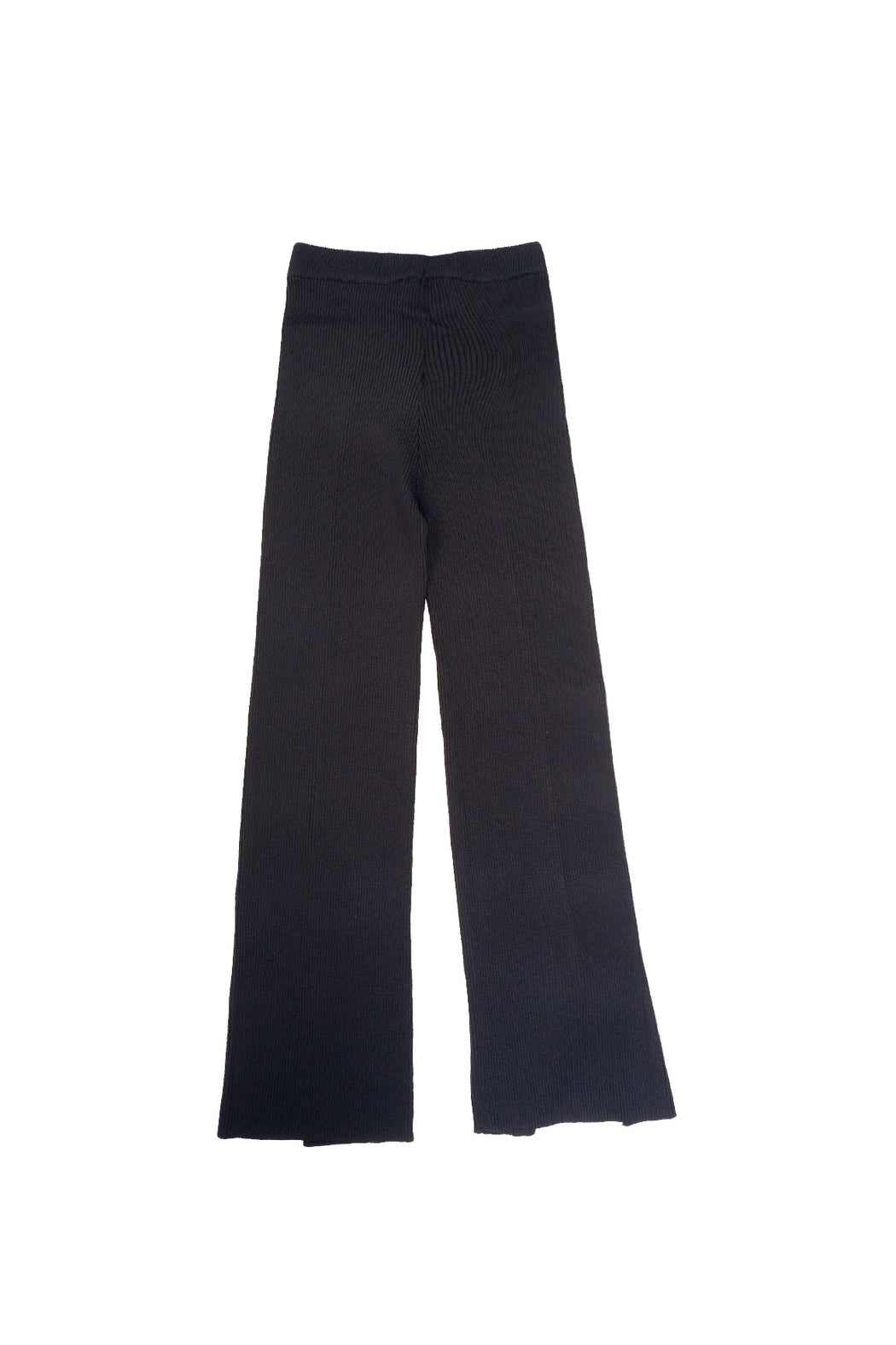 Slit Knit Trousers