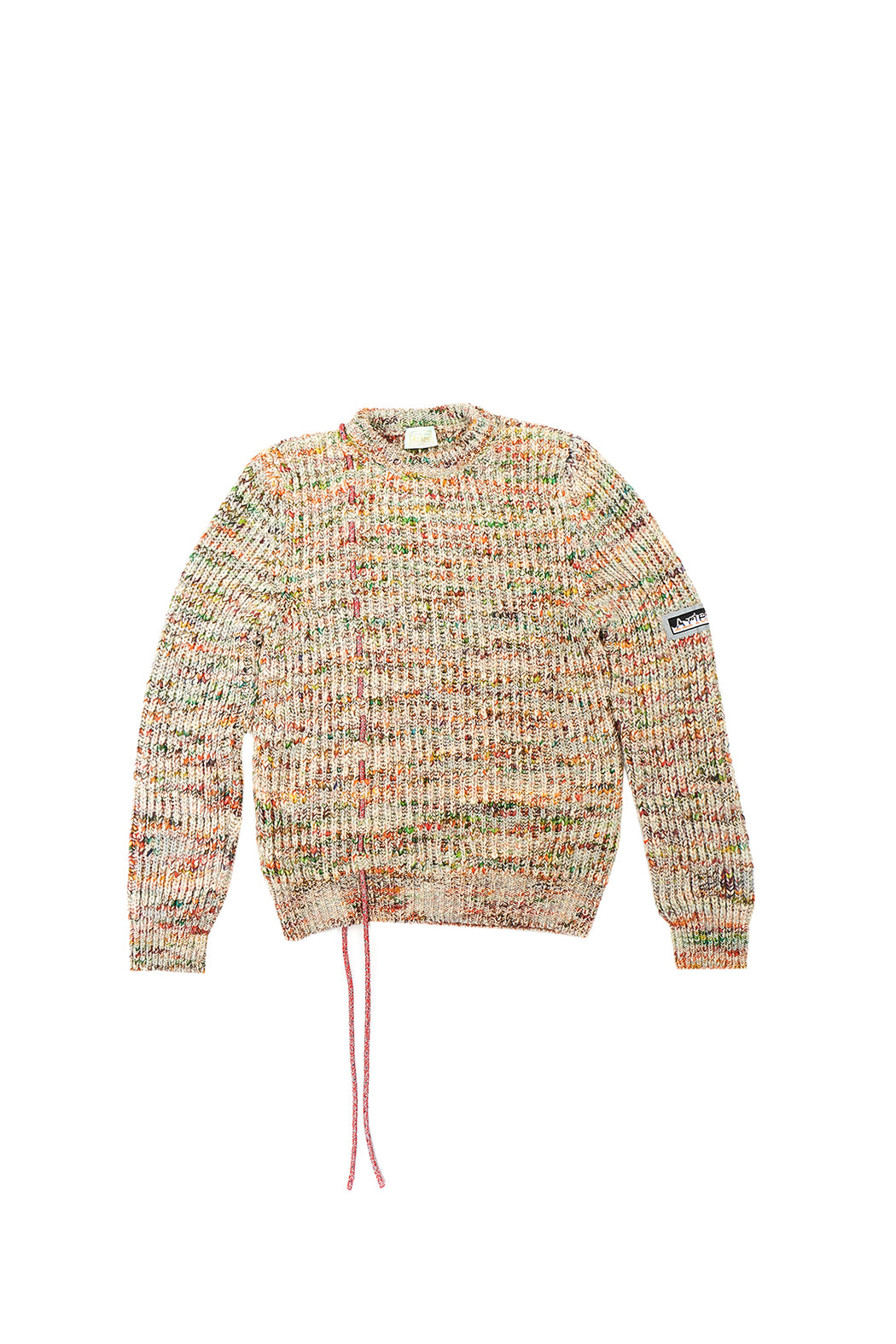 Military Space Dye Jumper - Multi