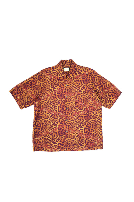 Leopard Chains Hawaiian Shirt