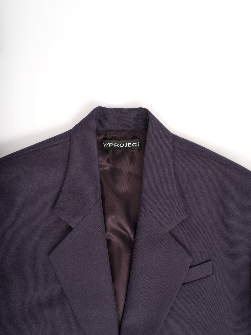 XL Lining Blazer - Purple