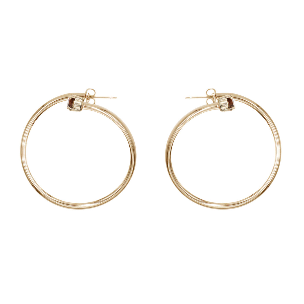 Demi Earrings - Gold