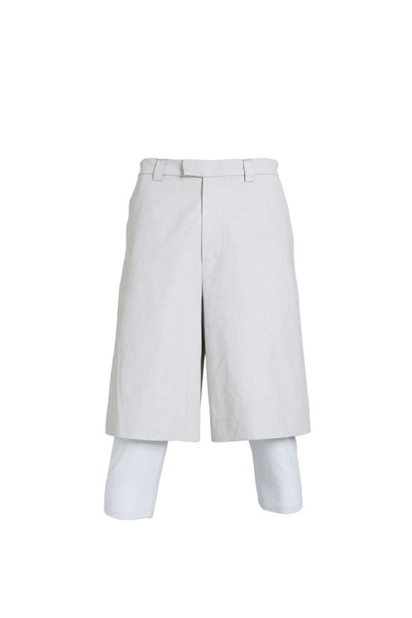 Comply Shorts - White