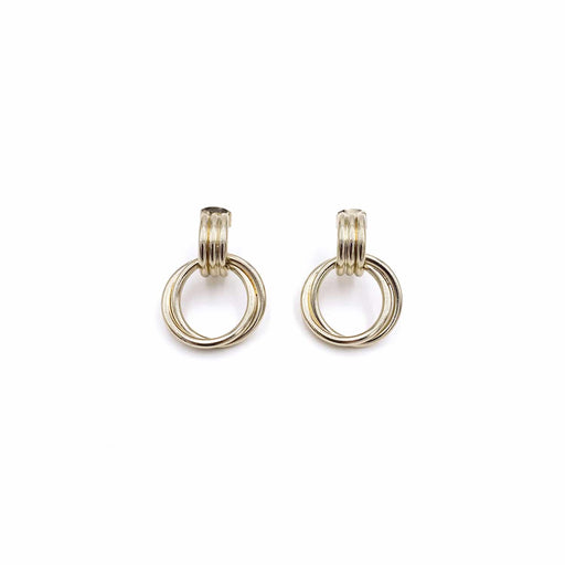 Tatum Gold Earrings
