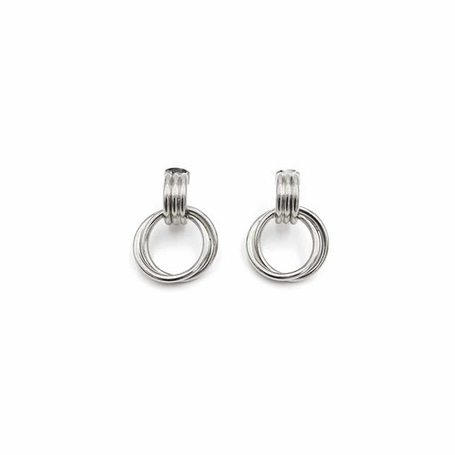 Tatum Palladium Earrings