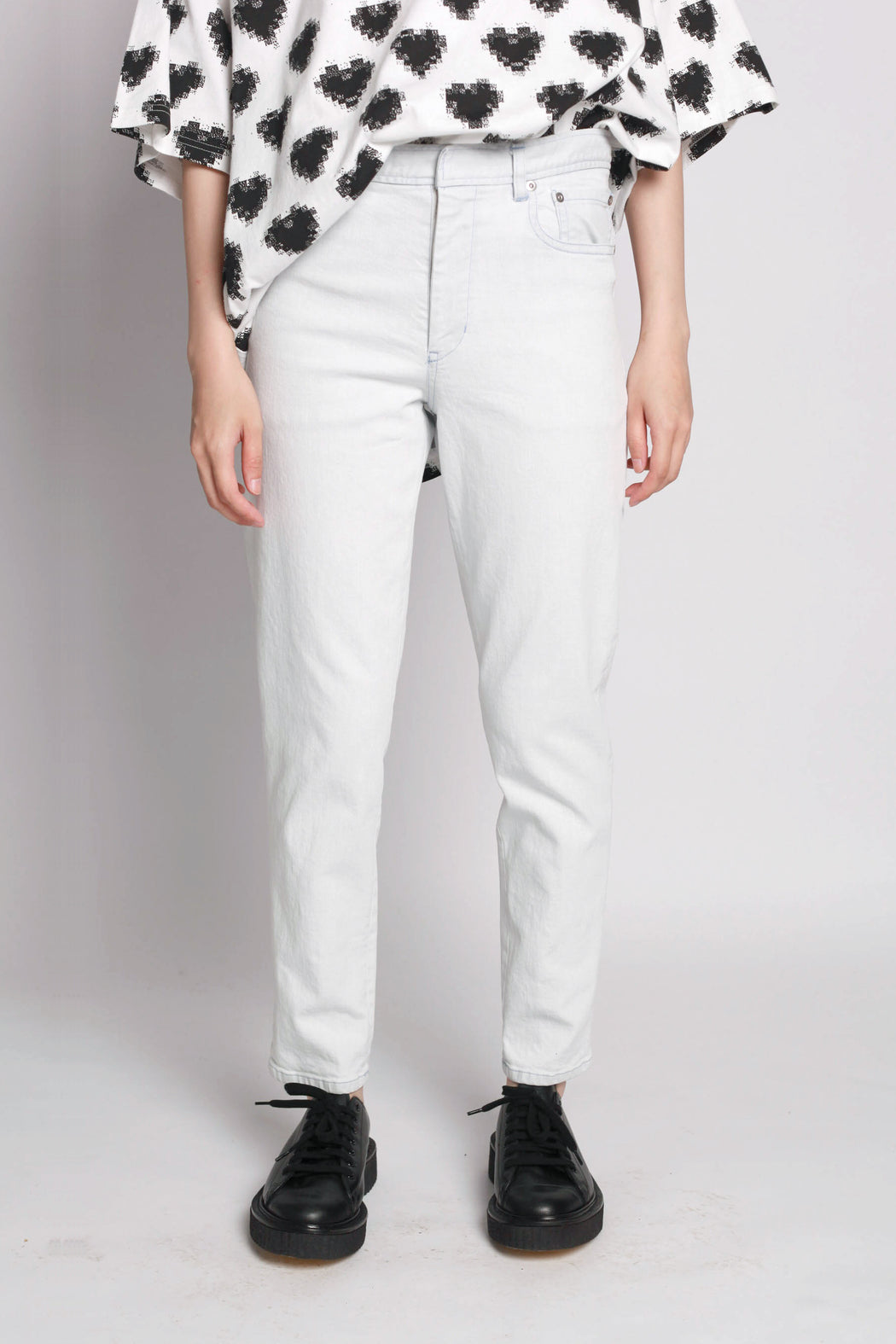 Denim Pants - Light Blue