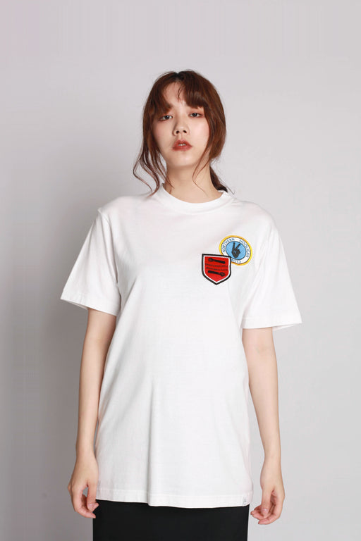 Northern Soul Basic Tee - White