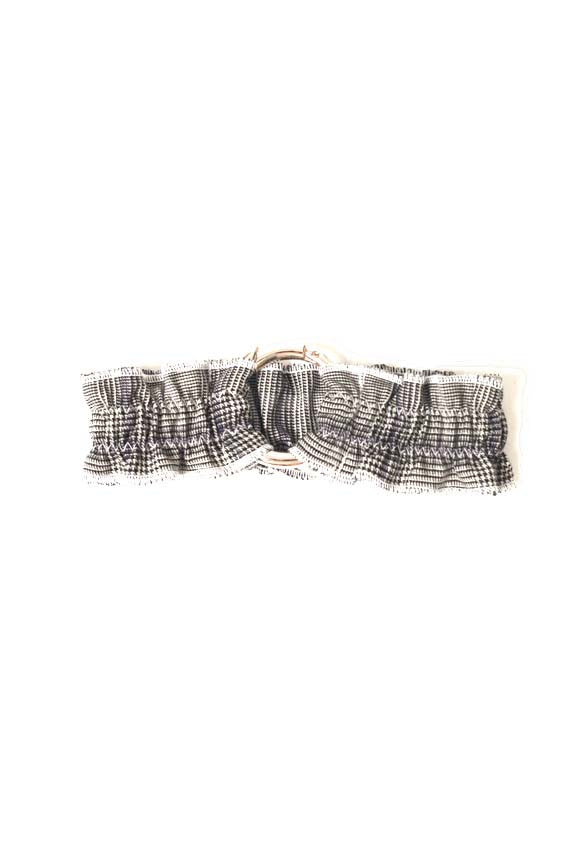 Delta Choker - Plaid