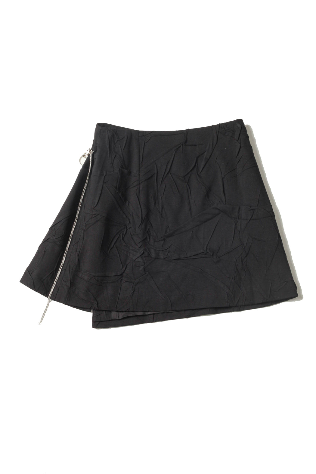 Madou - Black Double Sided Skirt