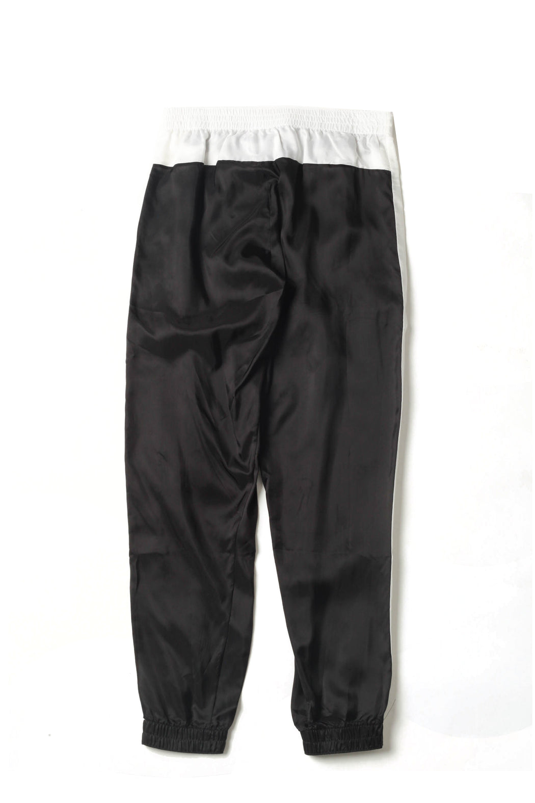 Ypres - Black Technical Cupro Track Pants