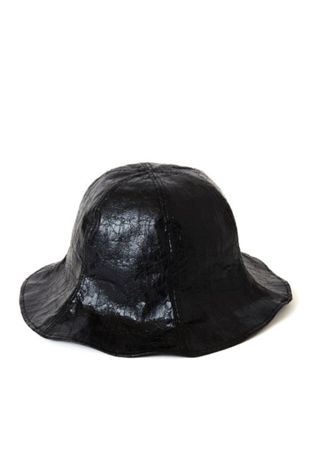 Crack Hat - Black