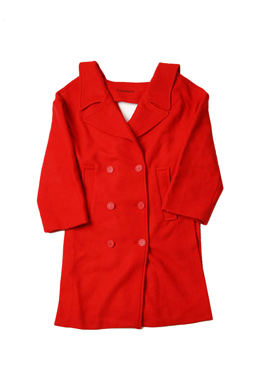 Red Outer Jacket