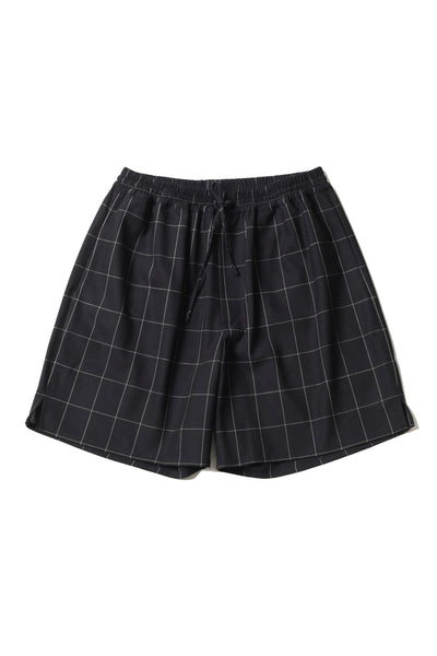 Boxer Short - B/W Check