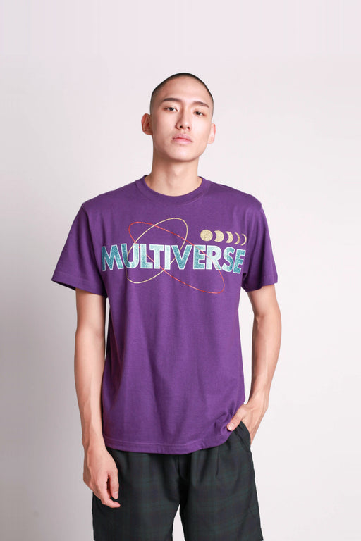 Multiverse Tee - Purple