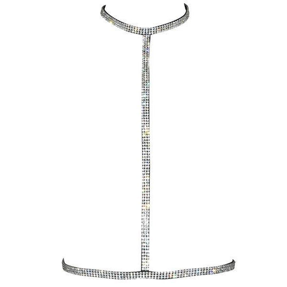 Crystal Long Line Harness