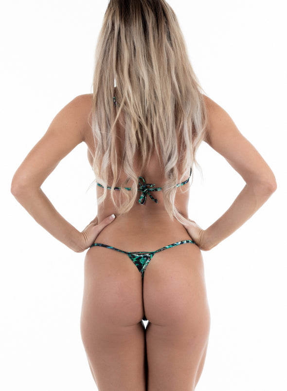 Untamed Bikini Set Green