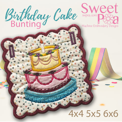 https://swpea.com/products/birthday-cake-bunting-4x4-5x5-6x6-in-the-hoop-machine-embroidery-design