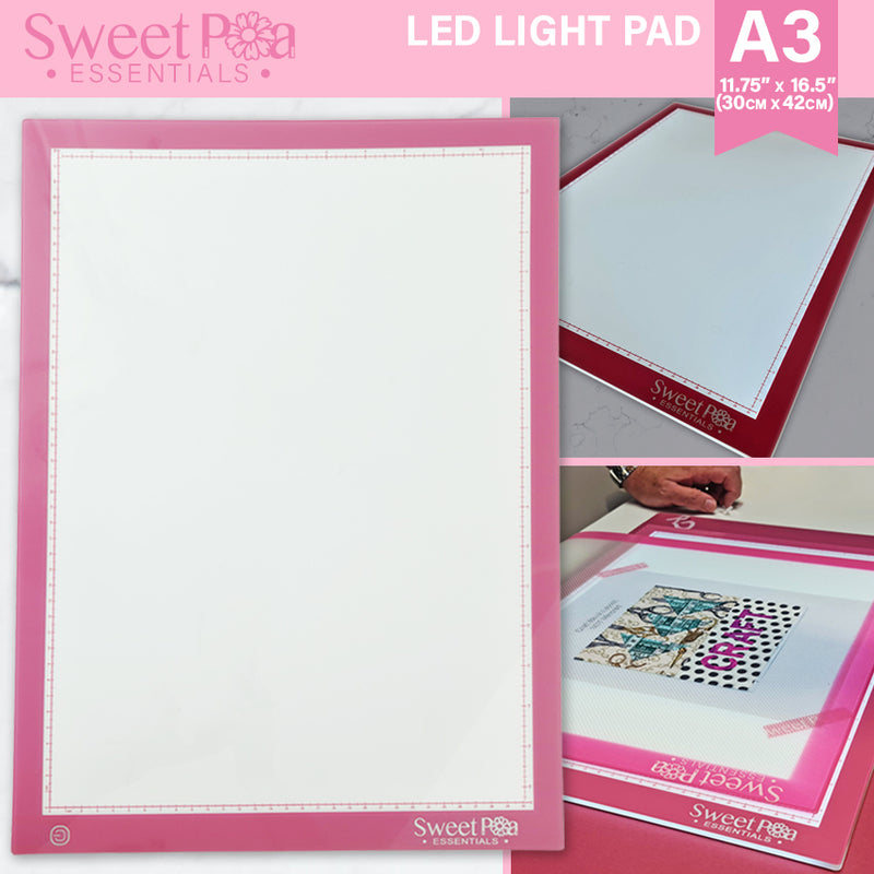 LED Light Board - A3 or A4