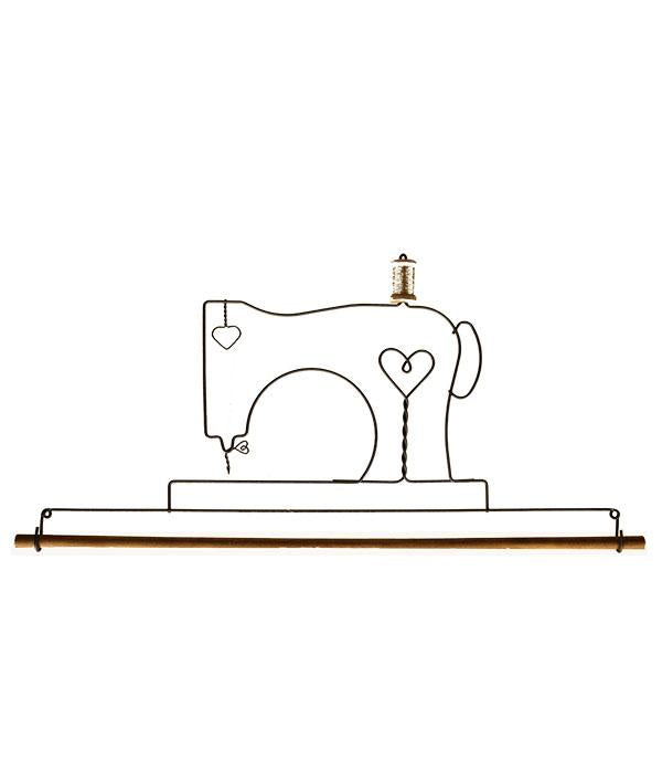 Sewing Machine Quilt Wire Hanger 12in, 16in, or 22in