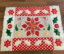 BOW Christmas Wonder Mystery Quilt Block 8