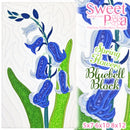 Bluebell Flower Block Add-on 5x7 6x10 8x12