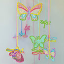 3D Dragonfly & Butterfly Hanger 5x7