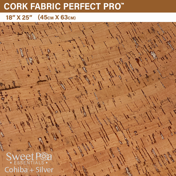 Cork Fabric, Cork perfect for sewing with Cork Fabric.