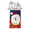 Gift Quilt Wire Hanger 7.5in