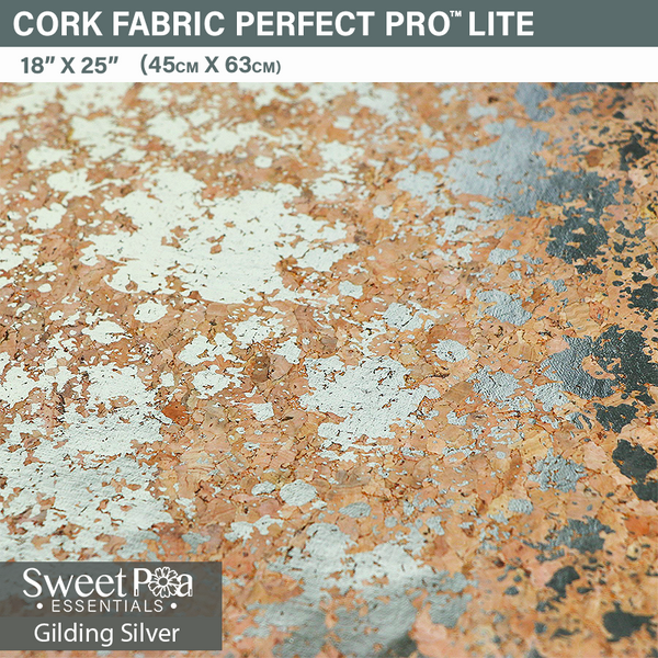 Perfect Pro™ Lite Cork - Gilding Silver 0.4mm