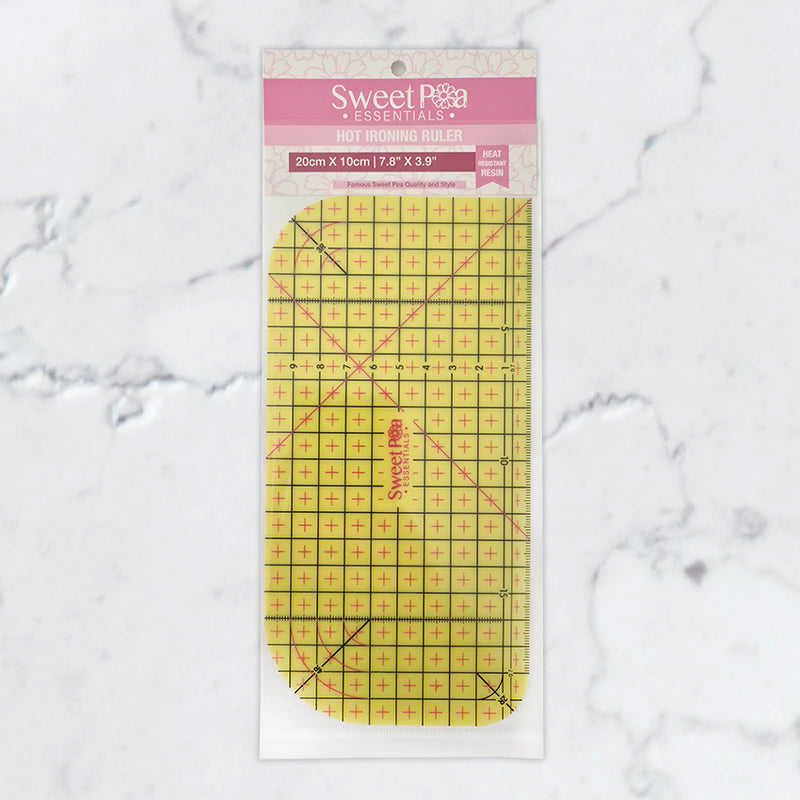 Hot Iron Ruler